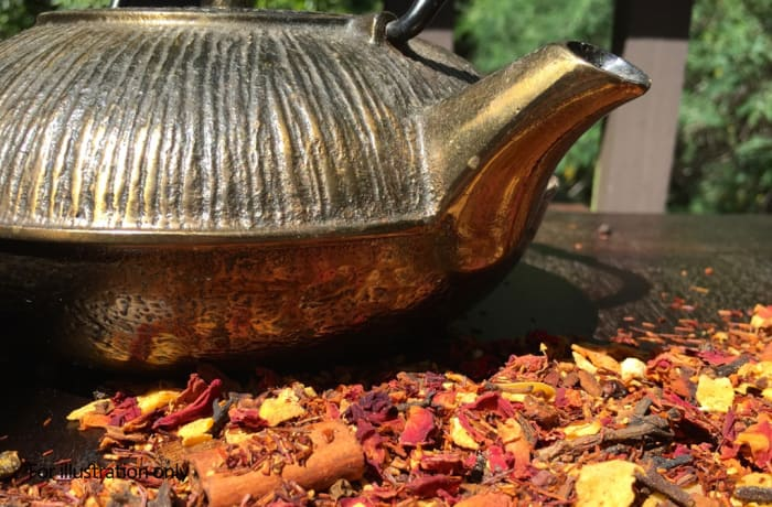 Beans And Leaves - Tea - Rooibos