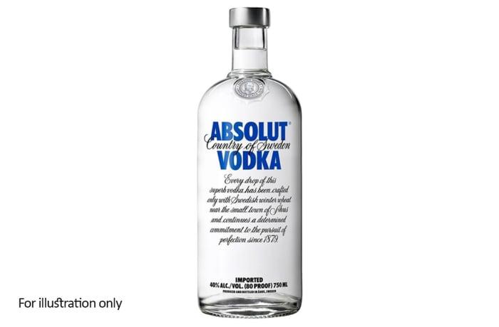 Vodka - Absolut