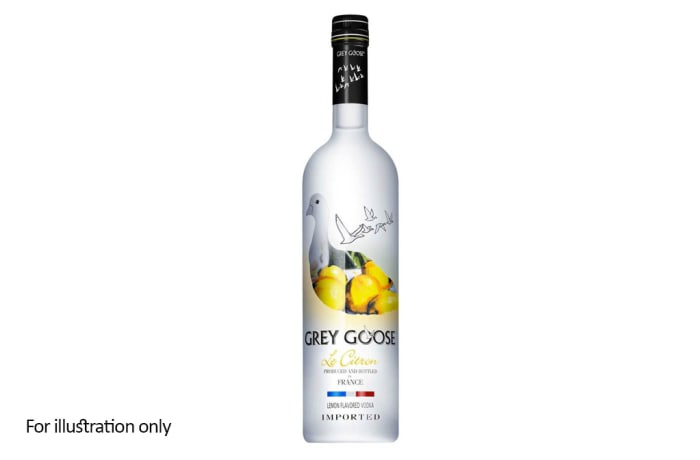 Vodka - Grey Goose Citron