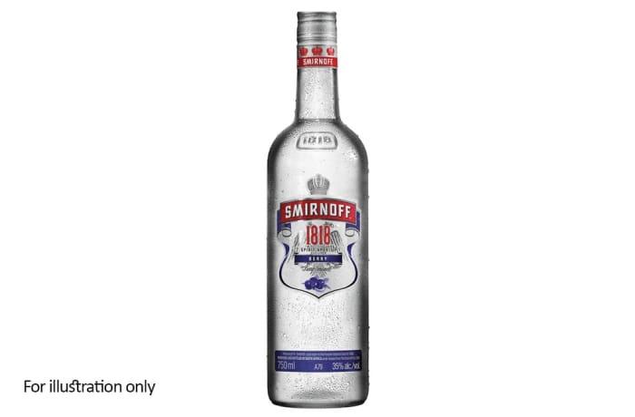 Vodka - Smirnoff 1818