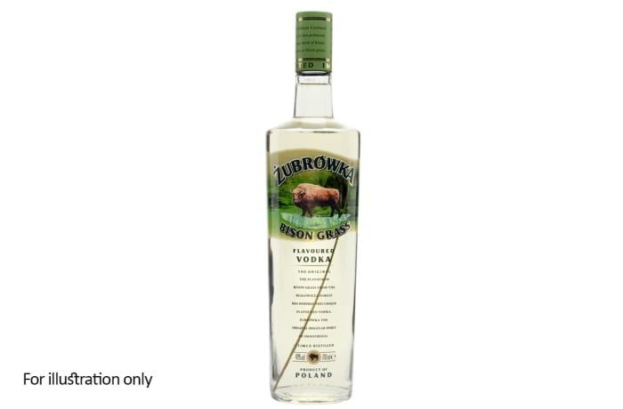 Vodka - Zubrowka