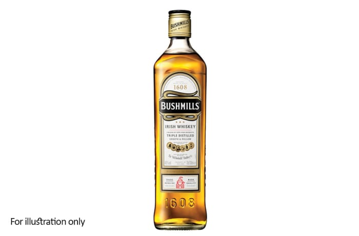 Whiskey from Eire - Ireland - Bushmills Original