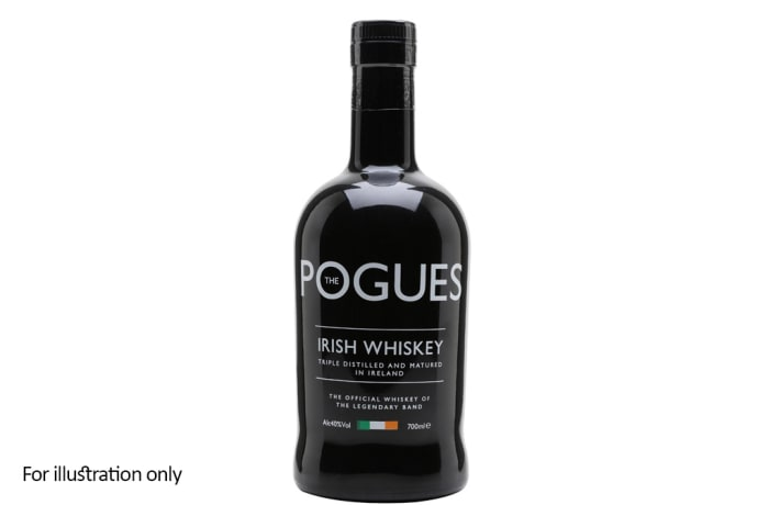 Whiskey from Eire - Ireland - The Pogues