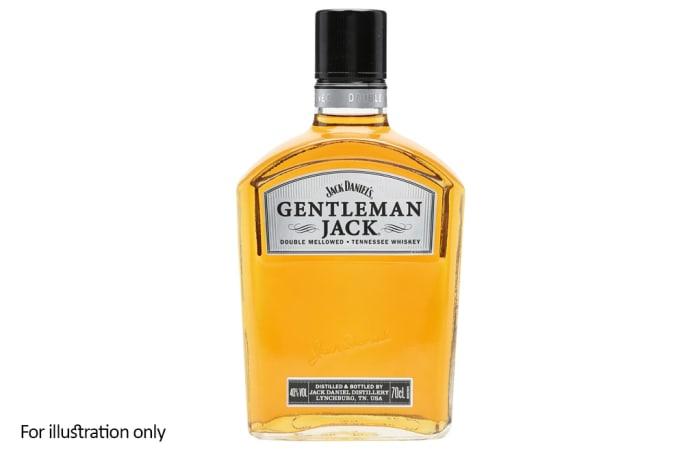 Whisky from North America - Jack Daniels Gentleman Jack