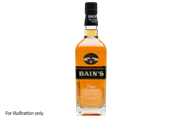 Whisky from other Countries - South Africa - Bains