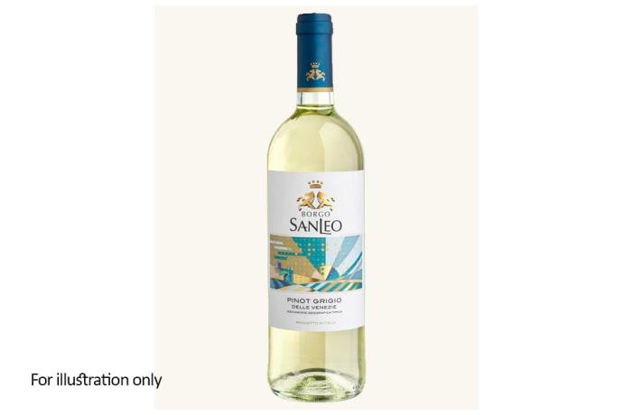 White Wine - Italy - Borgo Sanleo, Pinot Grigio
