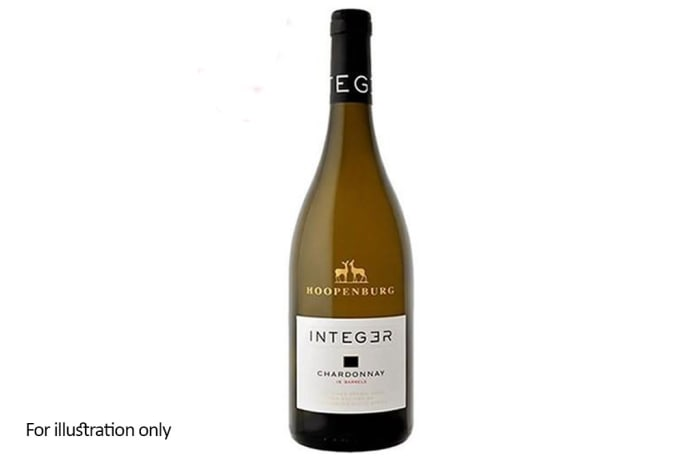 White Wine - South Africa - Hoopenburg - Integer, Wooded Chardonnay