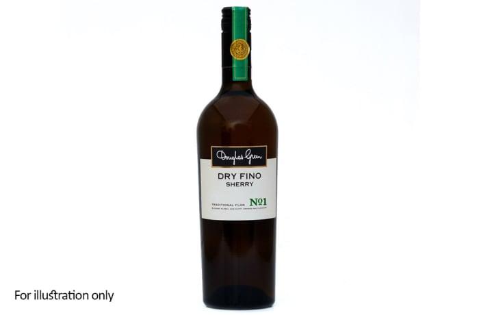 Wines by the Glass - Dessert Wine - Douglas Green No.1 – Dry Fino, Sherry
