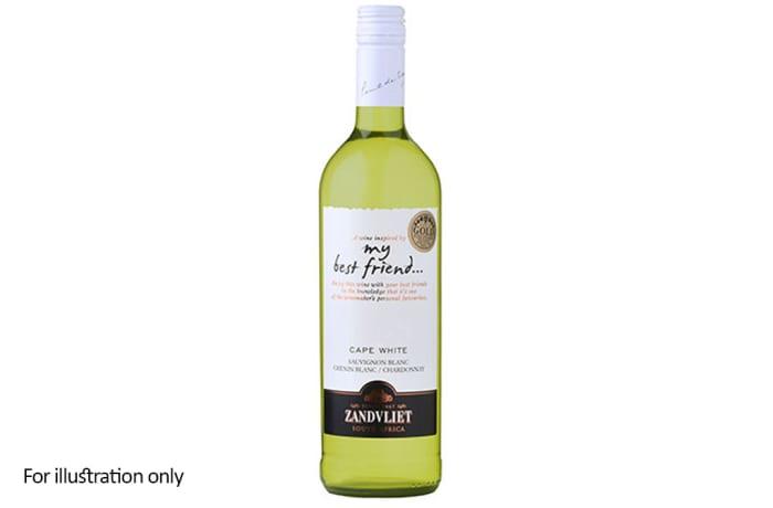 Wines by the Glass - White Wine - Zandvliet - My Best Friend – White Blend