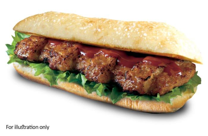 Wraps, Sandwiches & Rolls - Lamb Roll