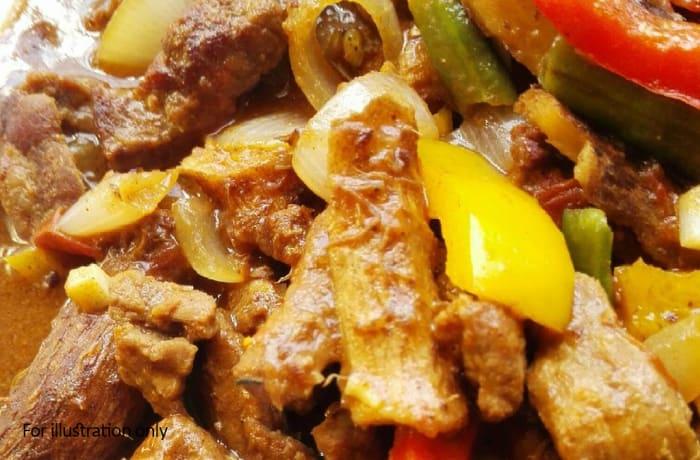 Zambian Fusion Dishes - Musala