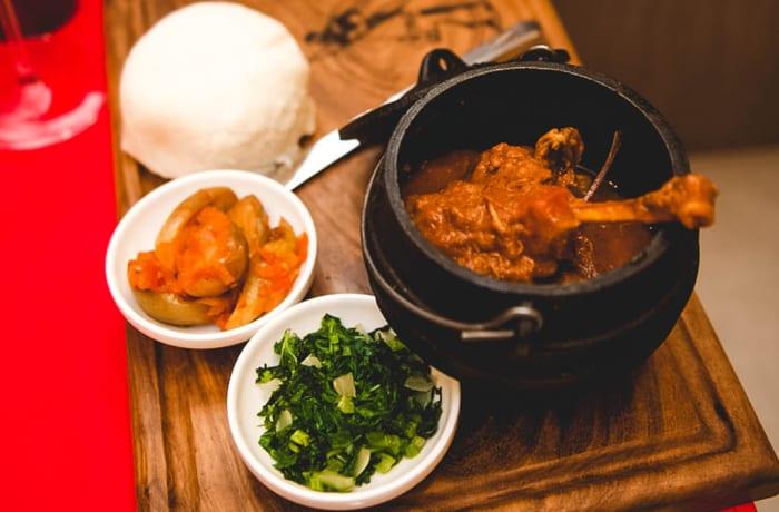 African cuisine image