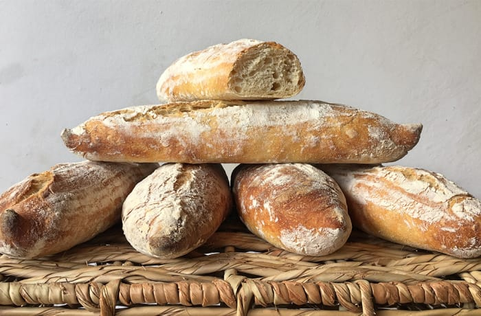 Ciabatta Sourdough Bread