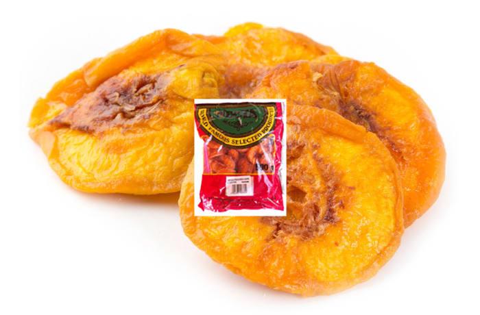 Cisco's Dried Cape Yellow Peaches