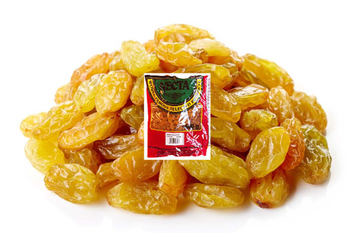 Cisco's Dried Golden Sultanas