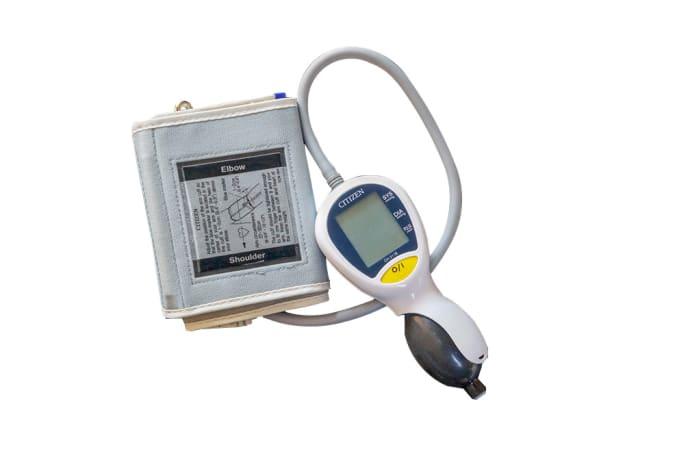 Citizen CH-311B digital blood pressure monitor