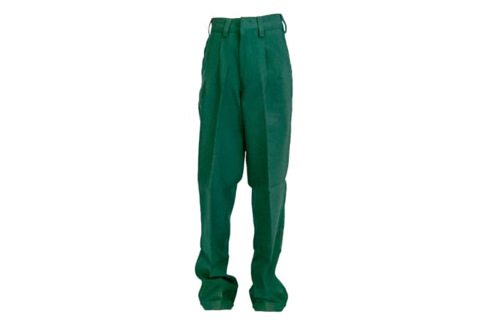 Green School Trousers