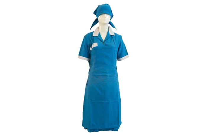 Light Blue Maids Dress