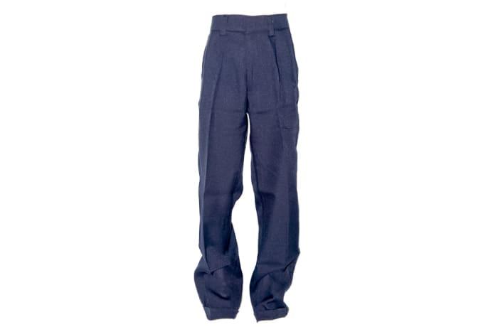Navy Blue School Trousers