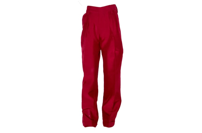 Red School Trousers
