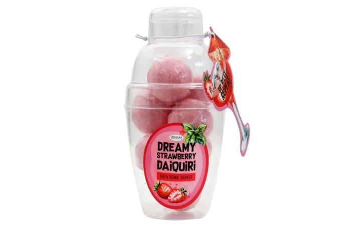 Bath Bomb Cocktail Hour Strawberry Daiquiri