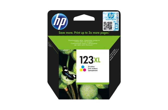 Printer Toner Cartridges - Hewlett Packard HP 123XL Multi Colour Toner Cartridge