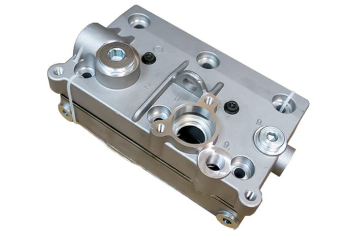 Compressor Cylinder Head Volvo D13