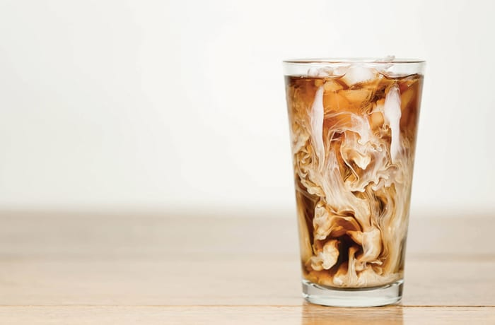 Iced Coffee - Iced Latte