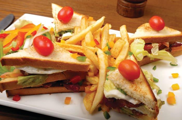 Sandwiches - Club Sandwich