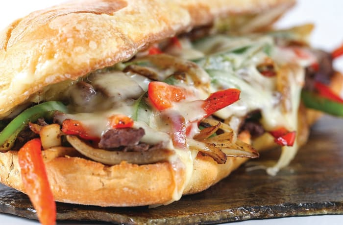 Sandwiches - Philly Cheese Steak