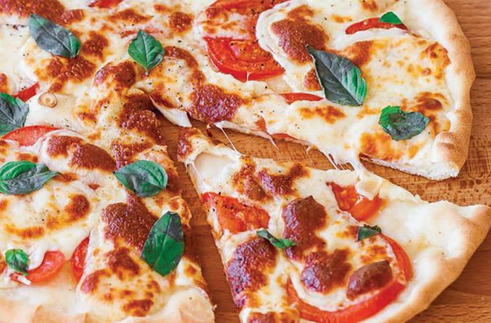Pizzas - Margherita Pizza