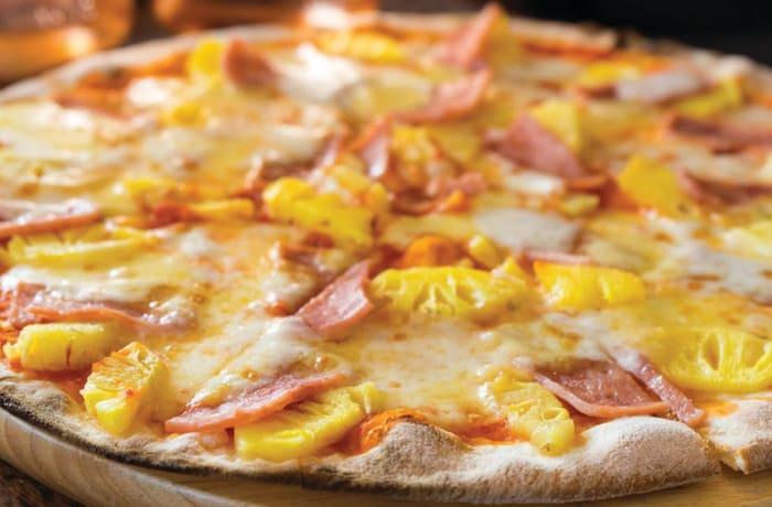 Pizzas - Hawaiian Pizza