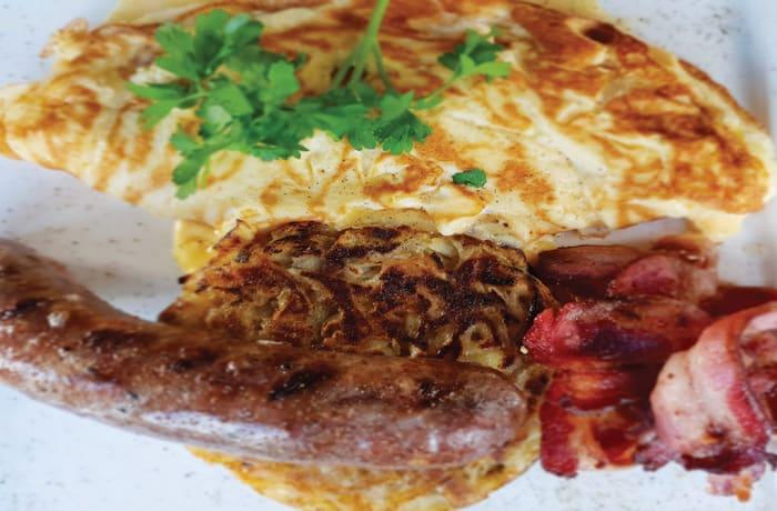 Breakfast - American Omelet