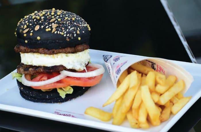 Burgers - The Corner Burger