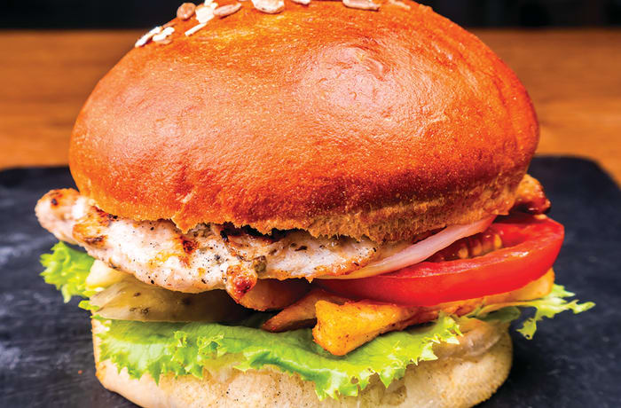 Burgers - Chicken Breast Burger