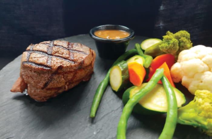 Main Course - Tenderloin Beef Steak