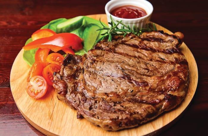 Main Course - T-Bone Steak