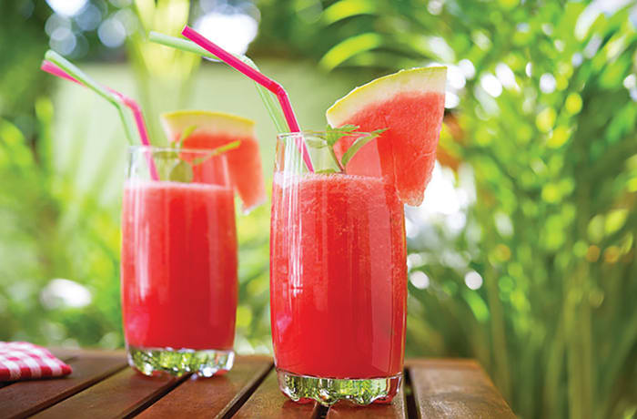 Fresh Fruit Juices - Watermelon Crush
