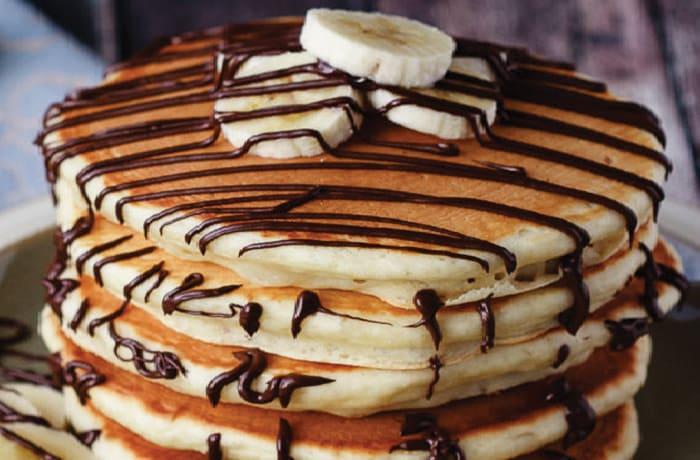 Sweet Breakfast - Buttermilk Pancakes