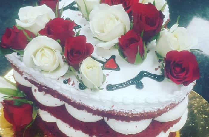 Cakes to Order - Celebration Roses Cake