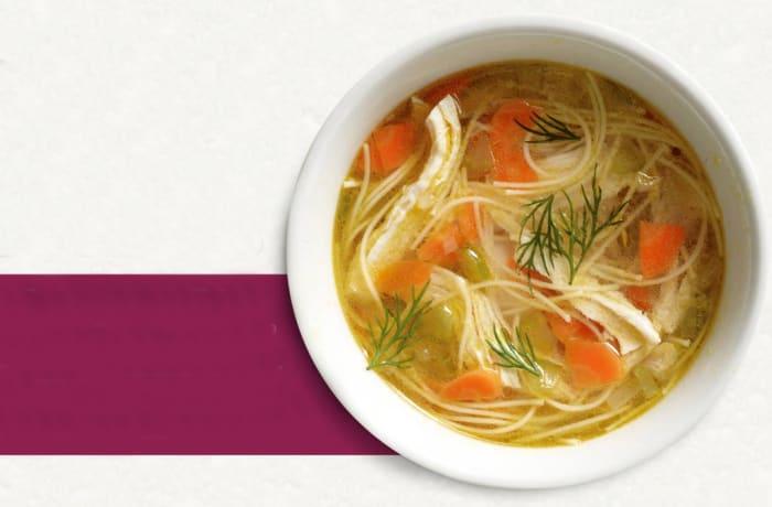 Soups - Chicken Noodle Soup