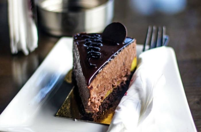 Treats to Delight - Chocolate Cheesecake
