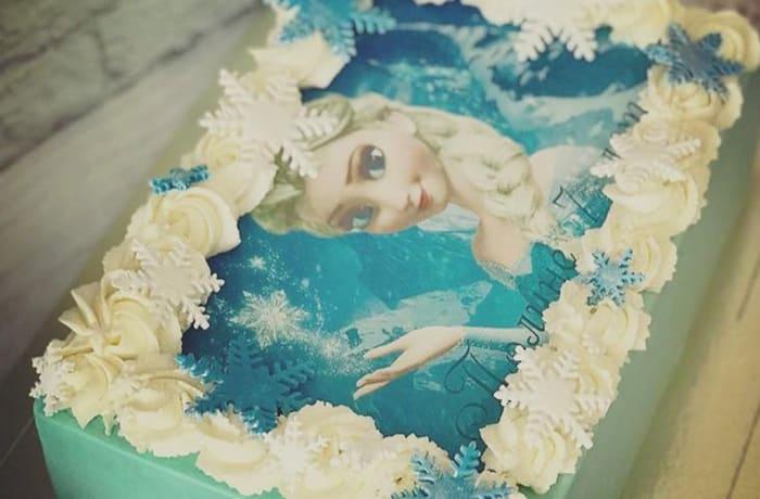 Cakes to Order - Cinderella Cake