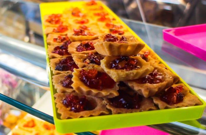 Treats that Delight - Jam Tarts