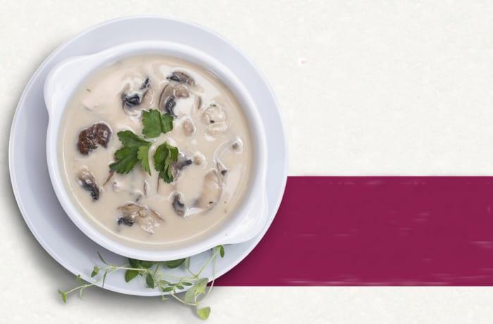 Soups - Mushroom Soup