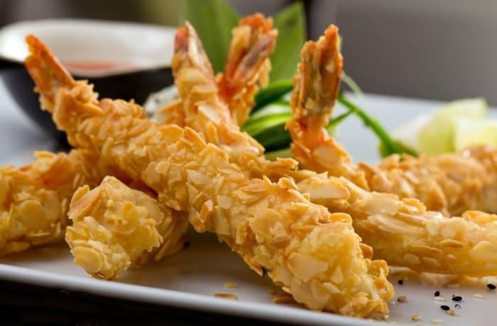 Seafoods - Shrimp Tempura