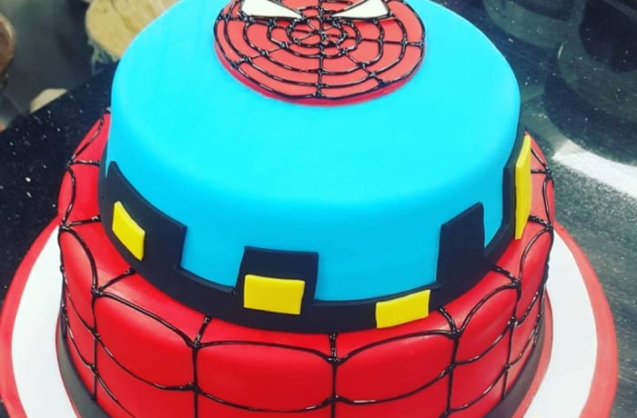Cakes to Order - Spiderman themed Cake