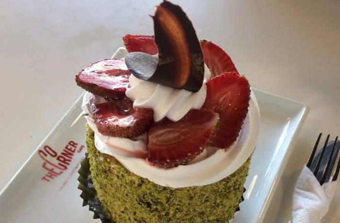 Treats to Delight - Strawberry Delight