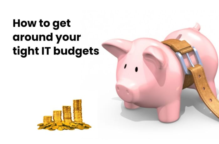 Rent and access technology - you only pay for equipment you need for the time you need it! image