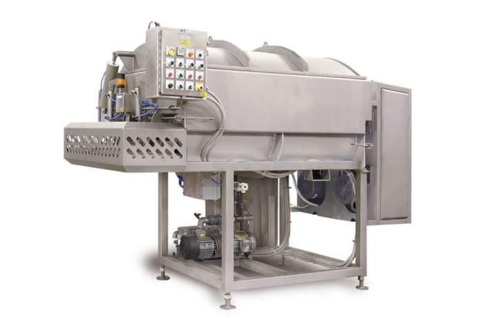 Blender - Cozzini CVMB3000 (1400kg) Vacuum Blender